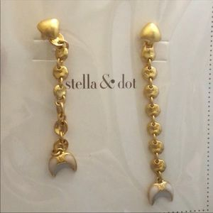 Stella and dot earrings trevally